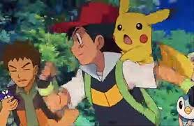 Pokemon S13M01 Zoroark Master of Illusions (2010 360p re-dvdrip) part 1/2 -  video Dailymotion