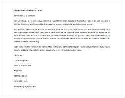 Letter Of Recommendation Samples For Students 10 Letter Of Recommendation For Student Pdf Doc Free