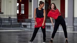 Как подобрать одежду для <b>танцев</b>