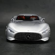 The mercedes benz amg gt is available in 1 variants and 12 colours. 1 18 Hrn Model Mercedes Benz Amg Vision Gran Turismo Concept Resin Car Model Ebay