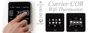 carrier cor thermostat. get to know your thermostat carrier cor