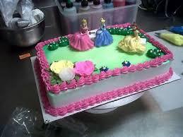 Disney Princess Cake Decorating Toy Pack Childrens Birthday