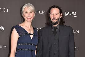 Why Keanu Reeves And Alexandra Grant Just Set The Bar For