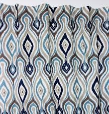 Printed Curtains Living Room Popular Geometric Pattern Curtains Buy Cheap Geometric Pattern