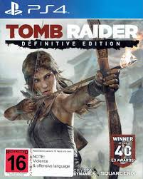 Tomb Raider Definitive Edition PS4 | GgStore.co.nz