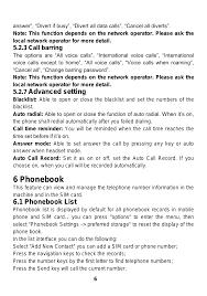 phonebook | Verykool i603 User Manual ...