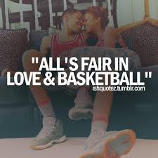 Love And Basketball Quotes Cool Love And Basketball Quotes ProProfs Quiz