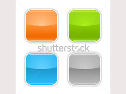 50 Best Downloadable Photoshop Glossy Buttons Collection Free