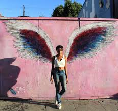 5 insta worthy walls on melrose ave in los angeles with regard to well known