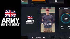 Get Fit For The Army Wall Chart Fitness British Army Jobs