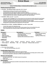 resume contact erick olson microsoft word erick olson cover letter resume doc