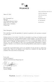Business Letters Thank You Letter To Clients For Their Ideas