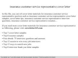 Best Solutions Of Resume Insurance Customer Service Representative
