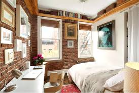 Tiny new york apartments Family 77 Perry Street Sex And The City Block West Village Real Estate Tiny 6sqft 721000 West Village Apartment Has Cozy Floorplan With The
