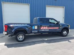have you seen this truck it seems every time we re out we p it on one road or another that s because jag construction is in high demand