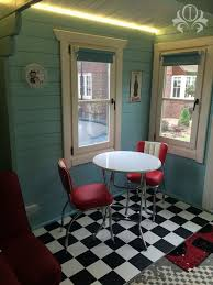 1950s interior design. Interior Design 1950s House Play American Diner From Outstanding Interiors