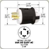 240 volt single phase motor wiring diagram images phase plug wiring hbl2421 plug twist lock 20 250 volts 3 phase 3