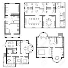 Modern office architecture design Entrance Modern Office Architectural Plan Interior Furniture And Construction Design Drawing Project Stock Photo 76893929 123rfcom Modern Office Architectural Plan Interior Furniture And Construction