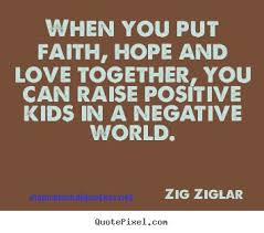 Inspirational Quotes About Faith And Love