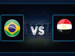 بث مباشر.. مشاهدة مباراة مصر والبرازيل اليوم في أولمبياد طوكيو