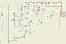 tv smps power supply circuit diagram tv image sony kdl32bx300 kdl22bx300 lcd tv smps power supply on tv smps power supply circuit diagram