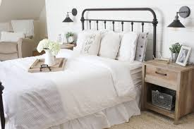 Charming Bedroom Farmhouse Bedroom Rustic Farmhouse Bedroom Vintage