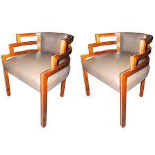 Art deco style furniture 20s Art Deco Furniture Style Kem Weber Style Art Deco Chairs Art Deco Style Furniture For Sale Dforgeco Art Deco Furniture Style Modern Deco Furniture Style Furniture