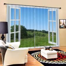 Gardinen Ideen Für Große Fenster Mit Fensterbank