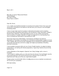 Teaching Abroad Cover Letter Gallery Cover Letter Ideas