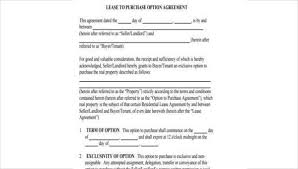 Free 8 Sample Generic Purchase Agreement Forms In Pdf Word