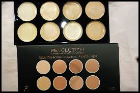 10152470178146470 london protection palette makeup revolution ultra cover and concealer palette light the outer packaging is fairly