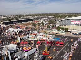 Arizona Fairgrounds Phoenix Address Map Directions