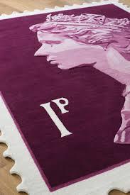 1p stamp rug