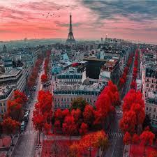 Entardecer em Paris Places xxx Landscapes Pinterest Landscaping