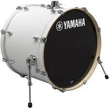 yamaha stage custom. yamaha stage sbb 2017nw custom birch bass drum 20x17 in natural wood stage custom