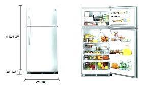 Small Refrigerator Dimensions Kandang Ayam