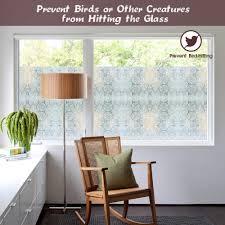 Homein Fensterfolie Selbstklebende Folie Für Fenster Bunt