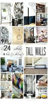 blank bedroom wall ideas ways to decorate tall walls those large high walls can be so blank bedroom wall