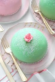 Sprinklebakes Swedish Princess Cake Has Layers Of Sponge Facebook