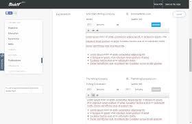 Resume Builder App Reviews Oneswordnet