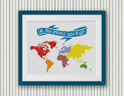 Cross Stitch World Free Patterns Gorgeous World Map Cross Stitch Pattern World Maps