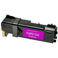 Xerox Phaser 6125 Magenta Compatible Toner Cartridge 106r01332