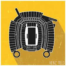 Heinz Stadium Seating Chart