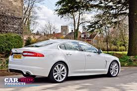 White Jaguar XF. Let\u0027s Get One Thing Said Immediately \u2013 This Is A Beautiful  Car. It\u0027s Wonderful Mix Of Sporty While Retaining An Air Class. The XF ... L
