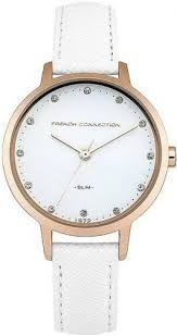 Женские <b>часы French Connection</b> Slim Range <b>FC1254WRG</b>
