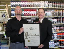mayor slay recognizes four 100 year old soulard businesses