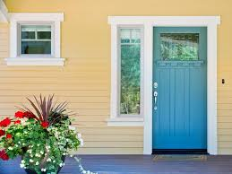 how to make a front door6 Ways to Get Instant Curb Appeal for Less Than 100  DIY