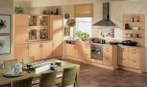 ... Modern Light Wood Kitchen