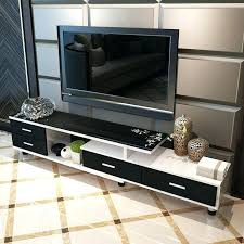 tv stands contemporary glass tv stand modern a stands cabinet simple tempered telescopic small apartment living