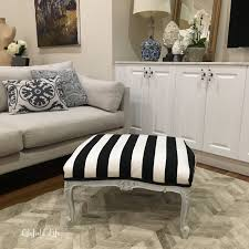 French Ottoman lilyfield life another upholstered ottoman 4400 by xevi.us